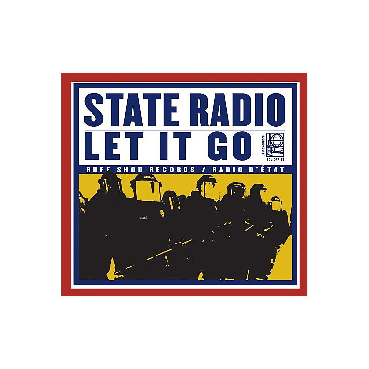 AllianceState Radio - Let It Go