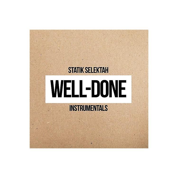 AllianceStatik Selektah - Well Done Instrumentals