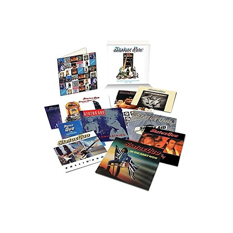 Alliance Status Quo - The Vinyl Singles Collection 1984-1989