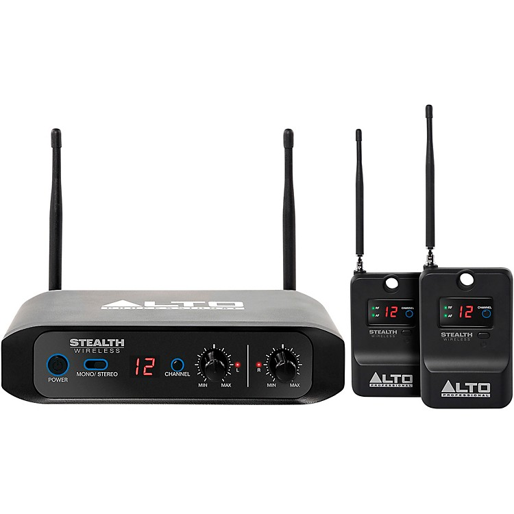 AltoStealth Wireless Stereo Wireless System for Active Loudspeakers