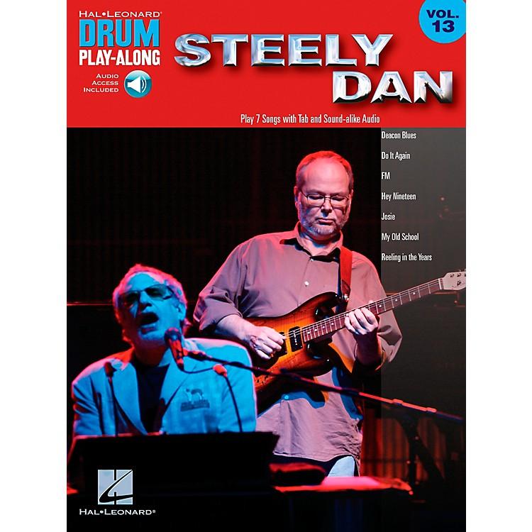 Hal LeonardSteely Dan - Drum Play-Along Volume 13 Book/CD