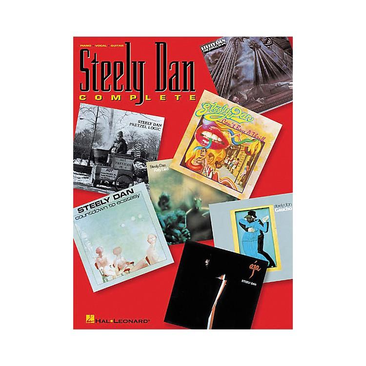 Hal LeonardSteely Dan Piano, Vocal, Guitar Tab Book