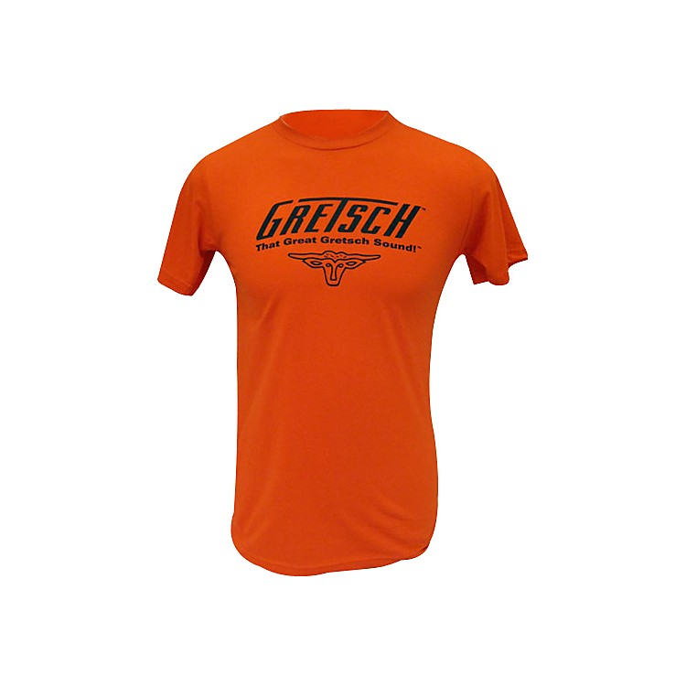 GretschSteer Horns Men's T-ShirtLarge
