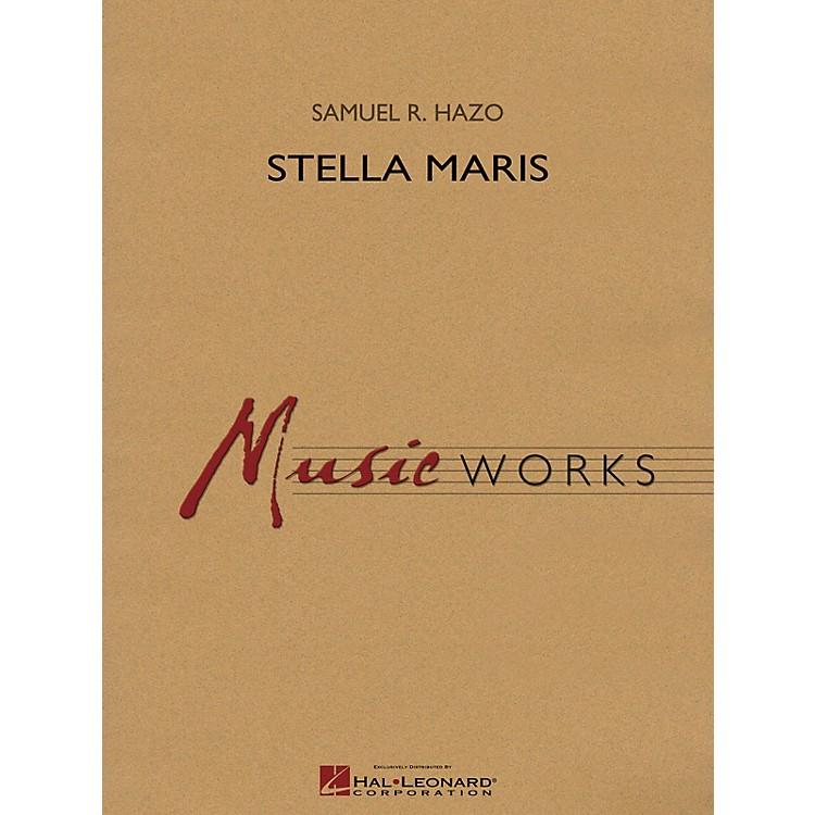 Hal LeonardStella Maris Concert Band Level 4 Composed by Samuel R. Hazo