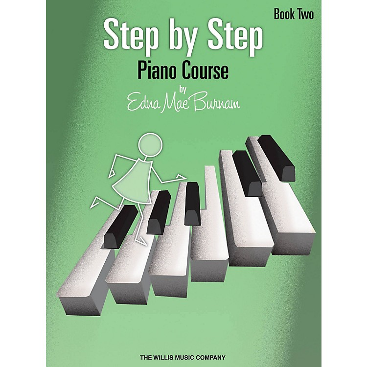 Hal LeonardStep By Step Piano Course Book 2