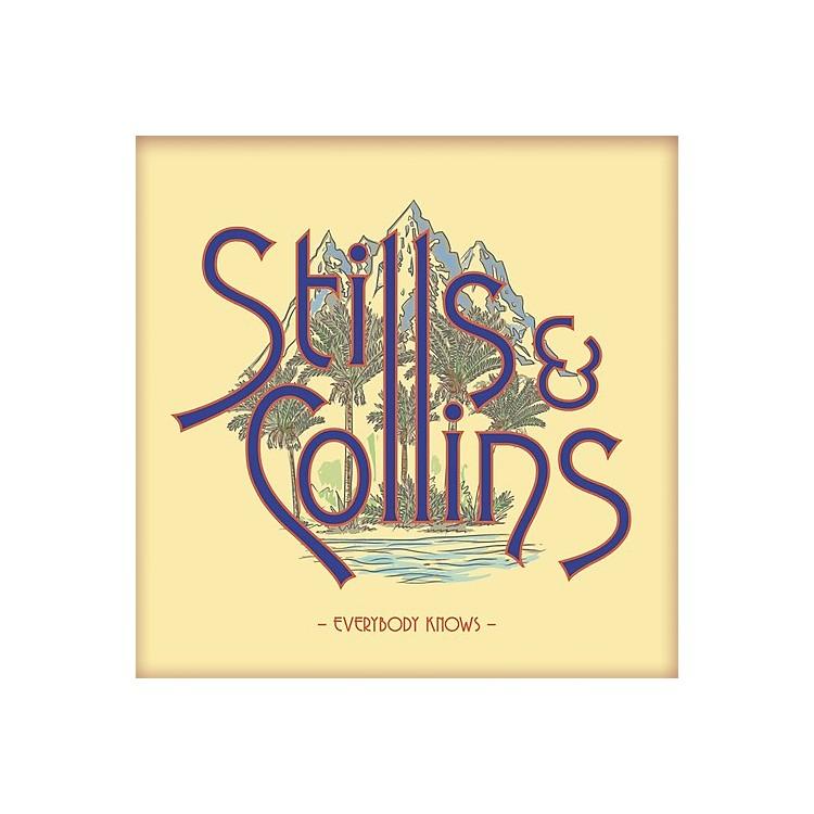 AllianceStephen Stills - Everybody Knows (CD)