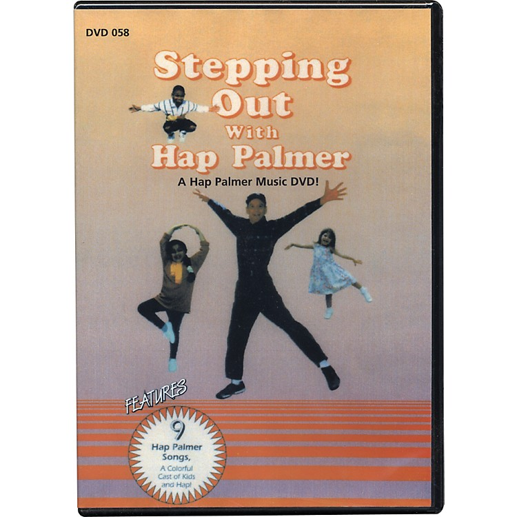 Educational ActivitiesStepping Out with Hap Palmer Video