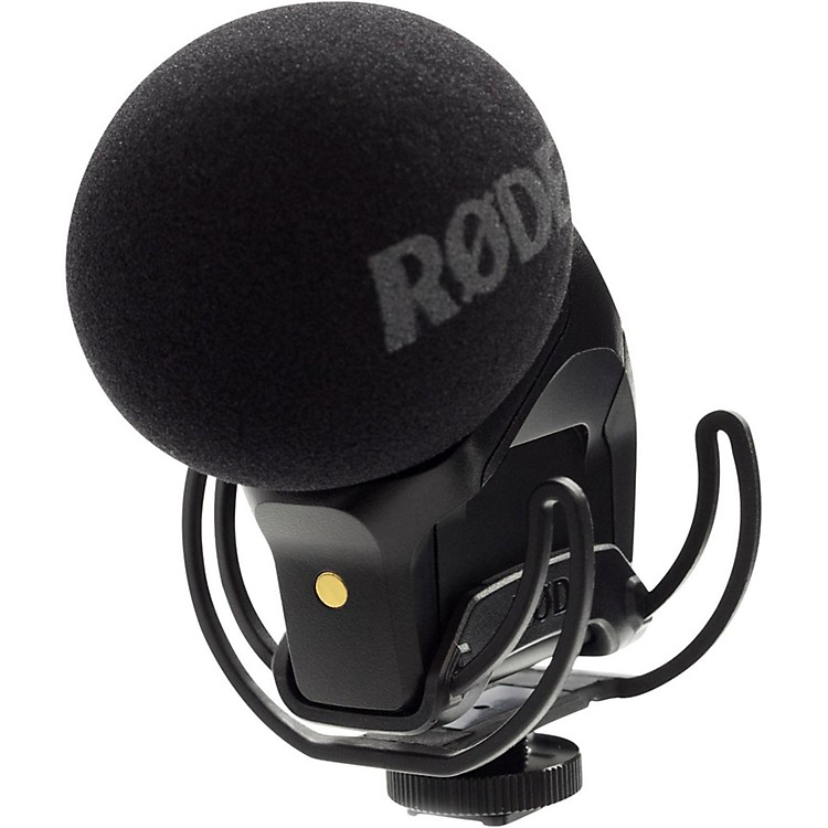 Rode MicrophonesStereo VideoMic Pro Rycote