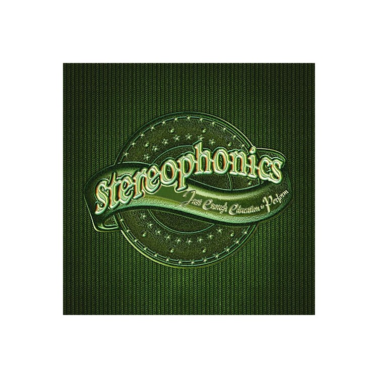 AllianceStereophonics - Just Enough Education To Perform
