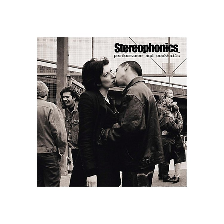 AllianceStereophonics - Performance & Cocktails