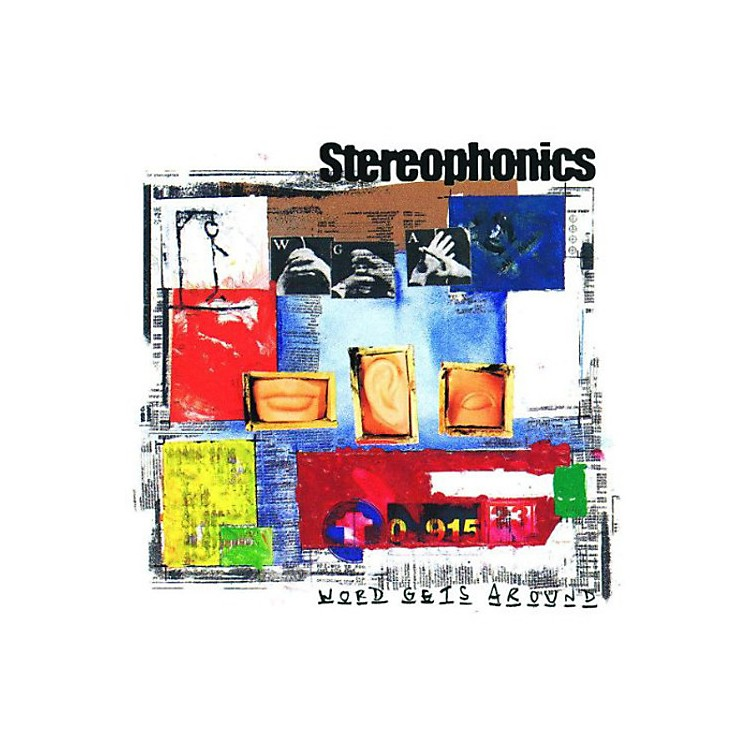 AllianceStereophonics - Word Gets Around