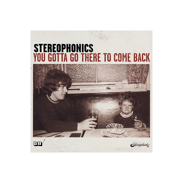Alliance Stereophonics - You Gotta Go There To Come Back