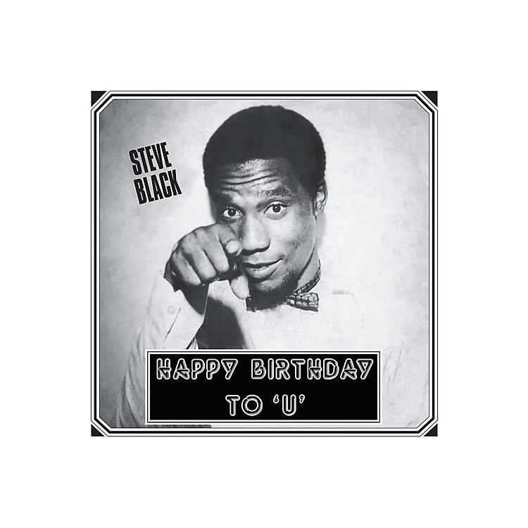 AllianceSteve Black - Happy Birthday To U