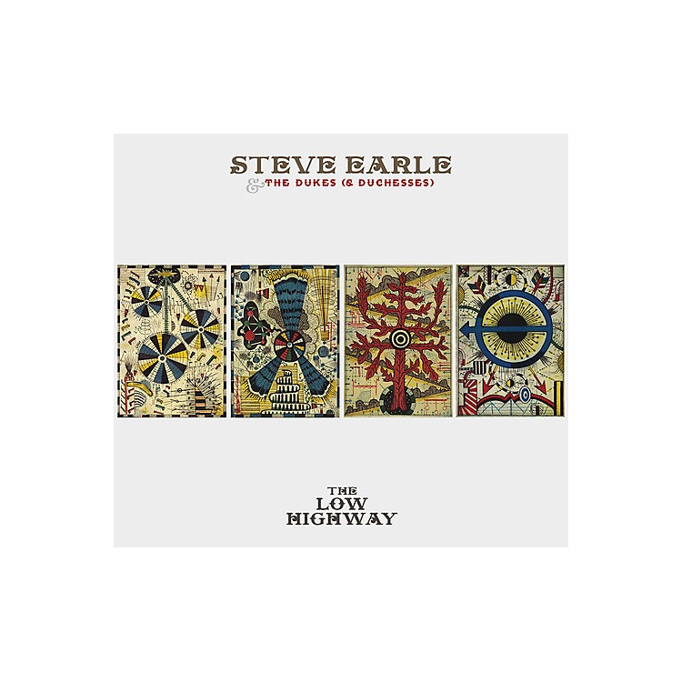 Alliance Steve Earle - The Low Highway