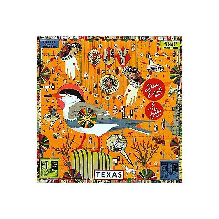 AllianceSteve Earle & the Dukes - Guy (CD)