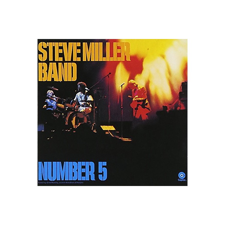 Alliance Steve Miller - Number 5