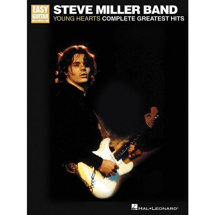 Hal LeonardSteve Miller Band - Young Hearts: Complete Greatest Hits