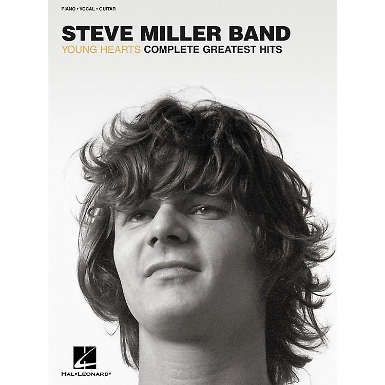 Hal LeonardSteve Miller Band - Young Hearts Piano/Vocal/Guitar Songbook