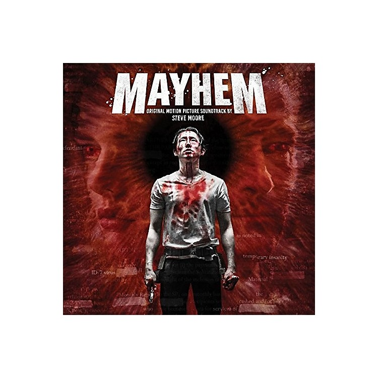 AllianceSteve Moore - Mayhem (Original Motion Picture Soundtrack)