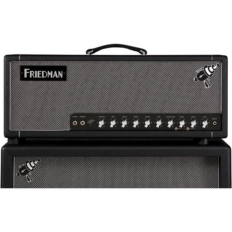 Friedman Steve Stevens Signature 100W Tube Guitar Head Black