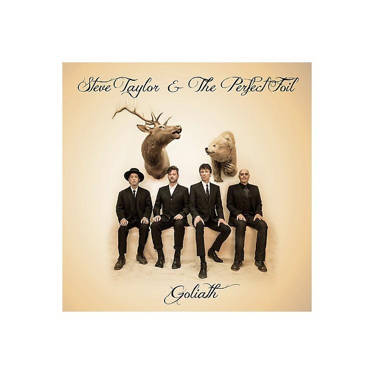 AllianceSteve Taylor & the Perfect Foil - Goliath