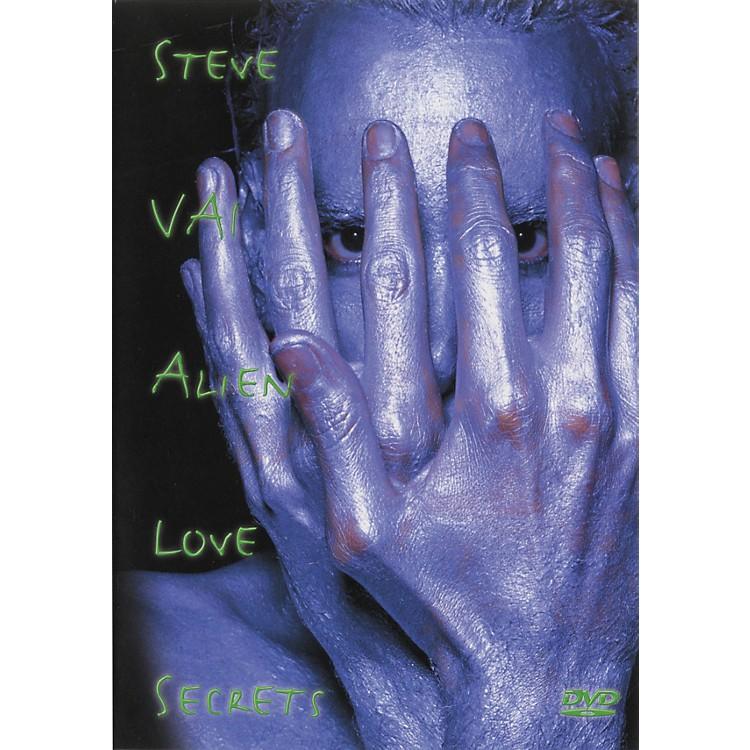 Hal LeonardSteve Vai - Alien Love Secrets DVD