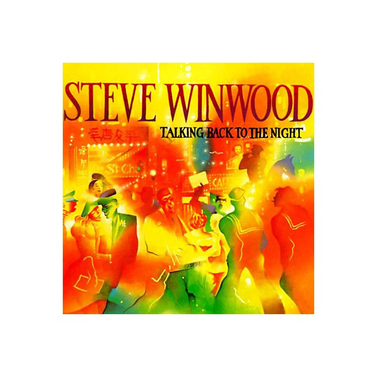 Alliance Steve Winwood - Talking Back To The Night