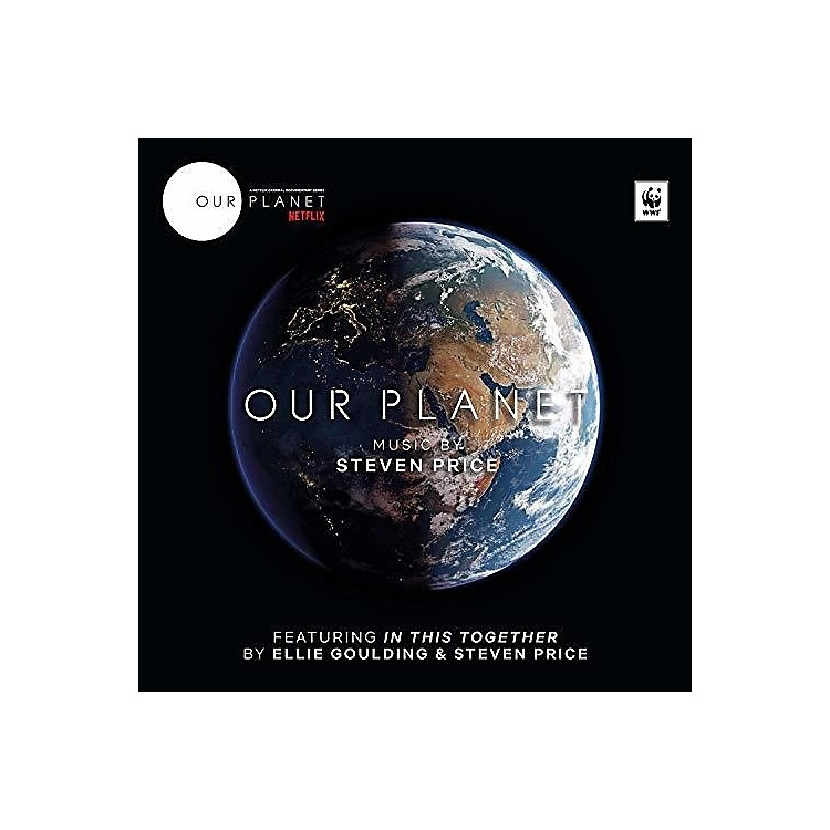 Alliance Steven Price - Our Planet