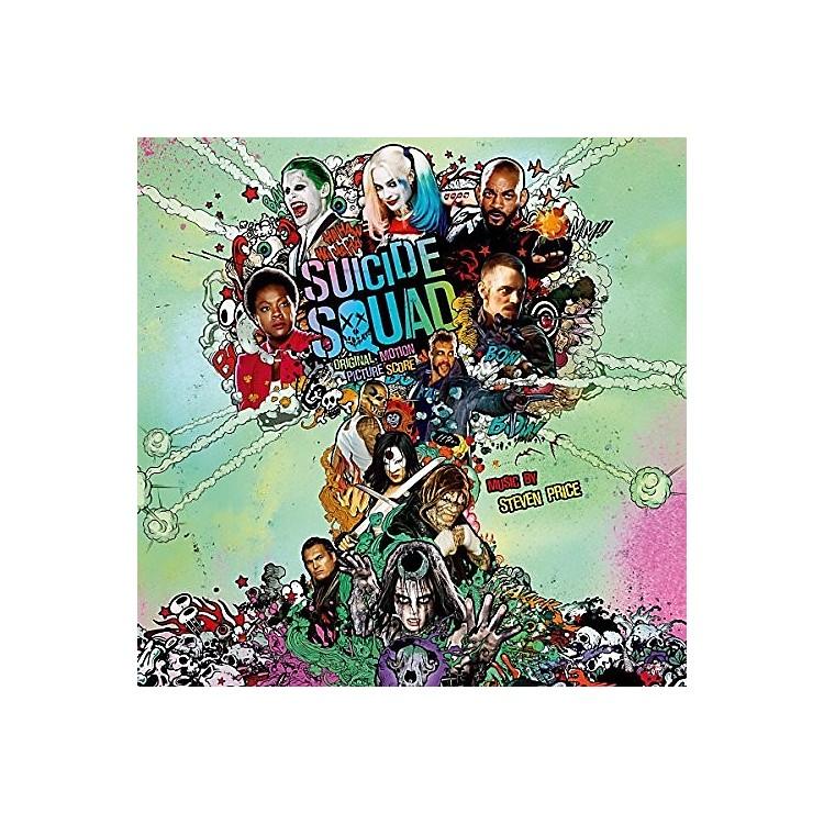 AllianceSteven Price - Suicide Squad - ORIGINAL SCORE