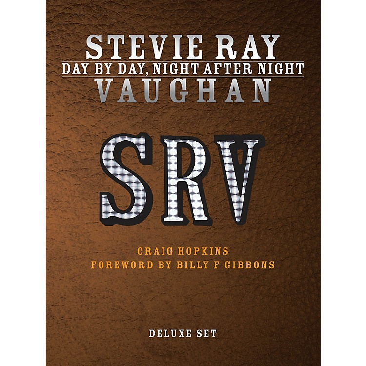 Backbeat BooksStevie Ray Vaughan: Day By Day Night After Night Box Set