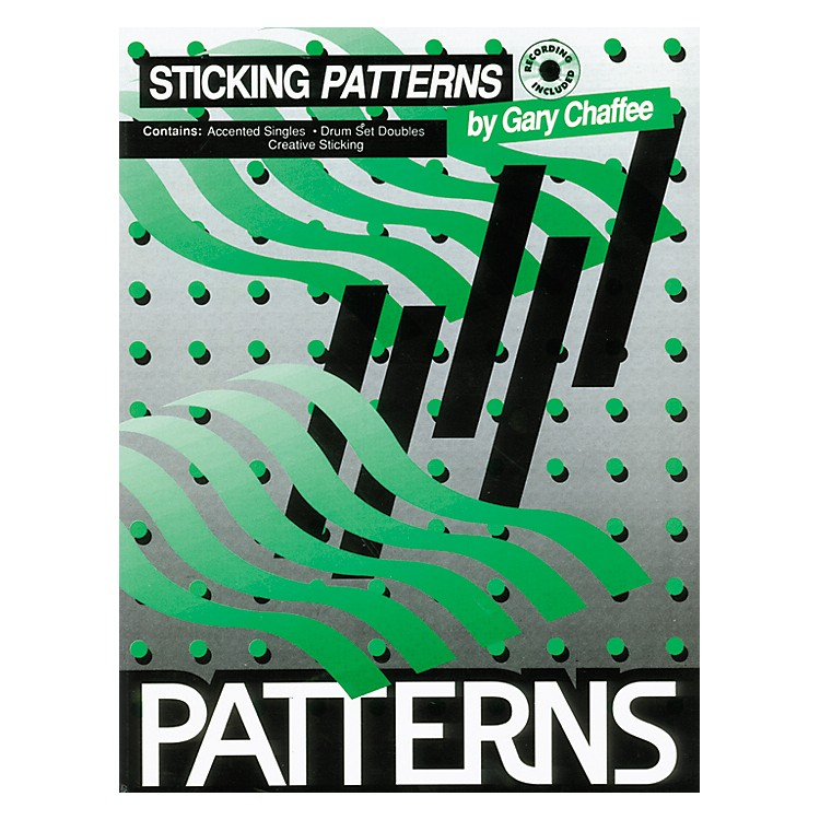AlfredSticking Patterns (Book/CD)