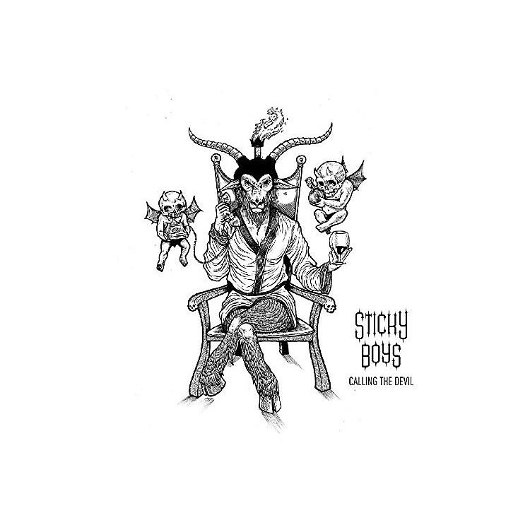 AllianceSticky Boys - Calling The Devil