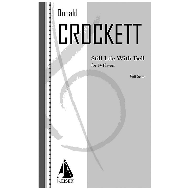 Lauren Keiser Music PublishingStill Life with Bell (for 14 Instruments) LKM Music Series by Donald Crockett