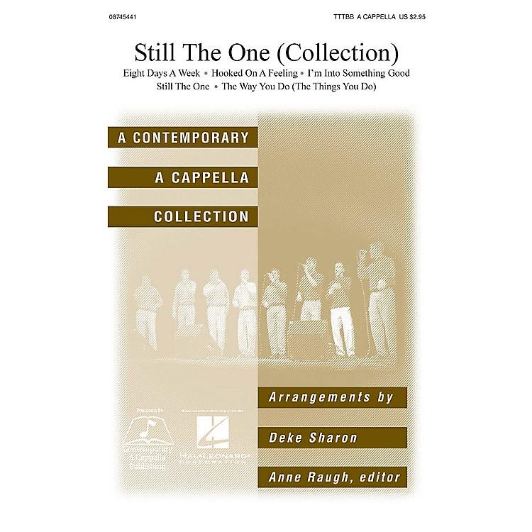 Hal LeonardStill the One TTBB Div A Cappella arranged by Deke Sharon and Anne Raugh