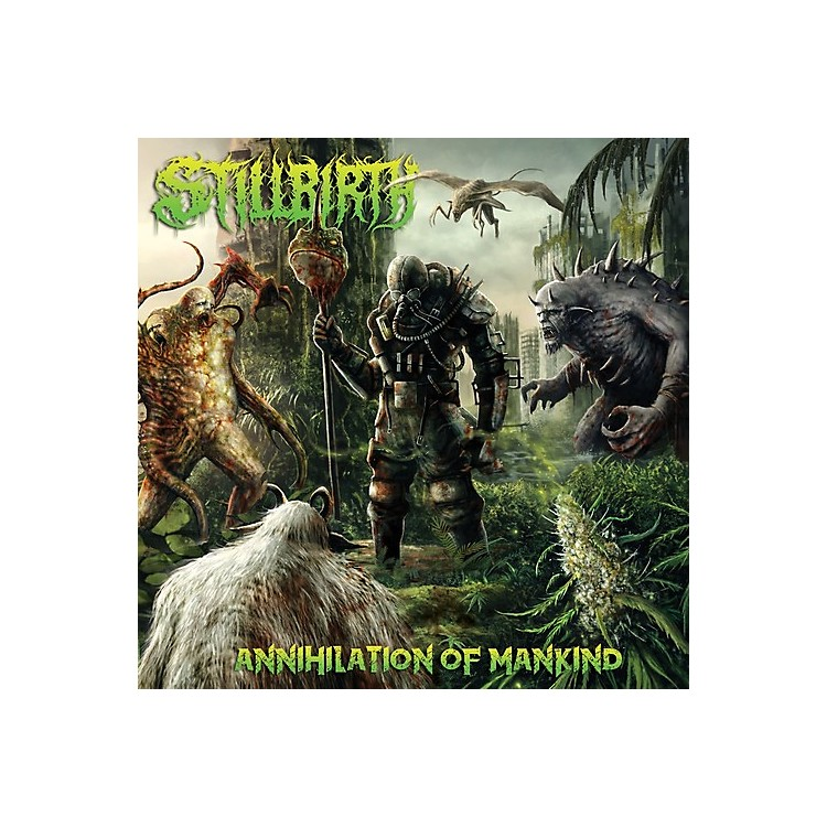 Alliance Stillbirth - Annihilation Of Mankind