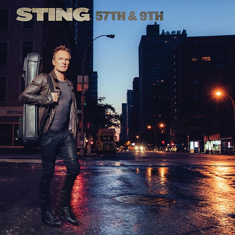 Universal Music Group Sting - 57th & 9th [LP]