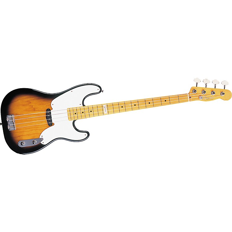 Fender Sting Signature Precision Bass 2-Color Sunburst Maple Fretboard