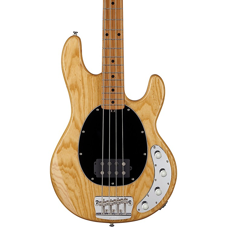 Sterling by Music ManStingRay Roasted Maple Neck BassNatural