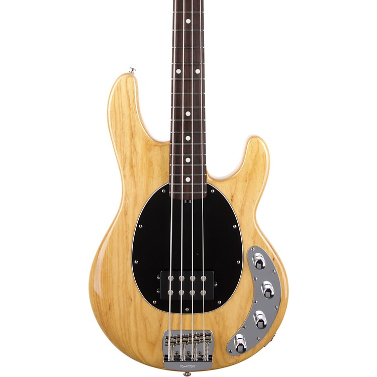 Ernie Ball Music ManStingRay Special H Rosewood Fingerboard Electric BassNatural