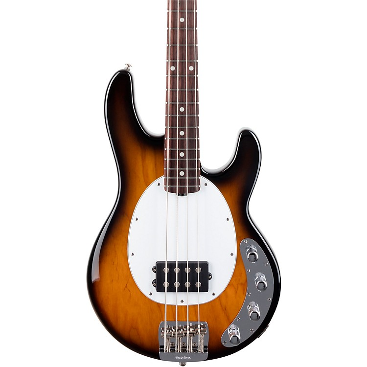 Ernie Ball Music ManStingRay Special H Rosewood Fingerboard Electric BassVintage Tobacco