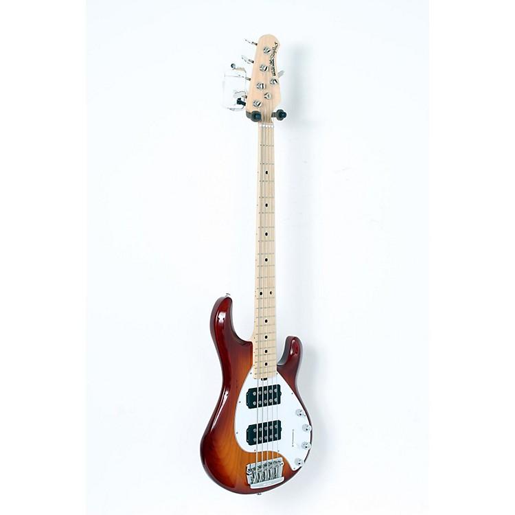 Ernie Ball Music ManStingray 5 HH 5-String Electric BassHoney Burst, Maple Fretboard888365910062