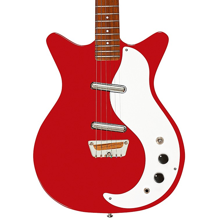 DanelectroStock '59 Electric GuitarRed