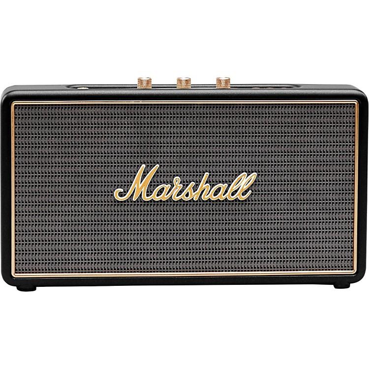 MarshallStockwell Portable Bluetooth Speaker with Flip CoverBlack
