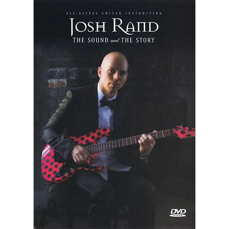 Fret12Stone Sour Guitarist Josh Rand: The Sound And The Story - Guitar Instructional / Documentary DVD
