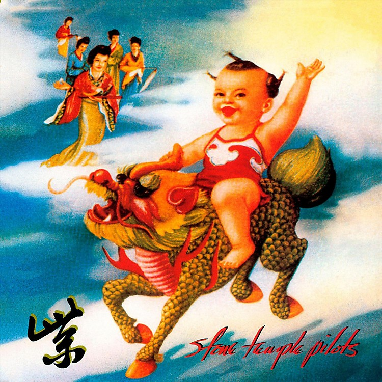 WEA Stone Temple Pilots Purple LP
