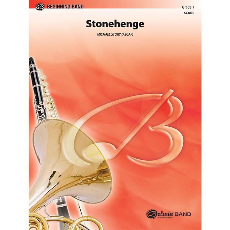 AlfredStonehenge Concert Band Grade 1 Set