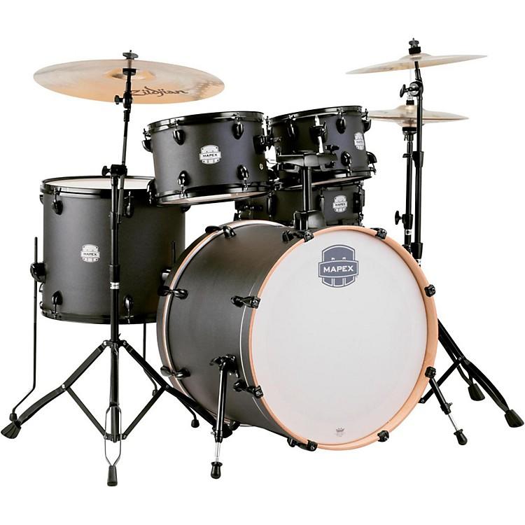 MapexStorm Rock 5-piece Drum SetDeep Black