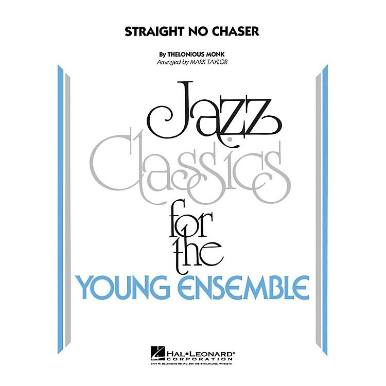 Hal LeonardStraight, No Chaser Jazz Band Level 3 Arranged by Mark Taylor