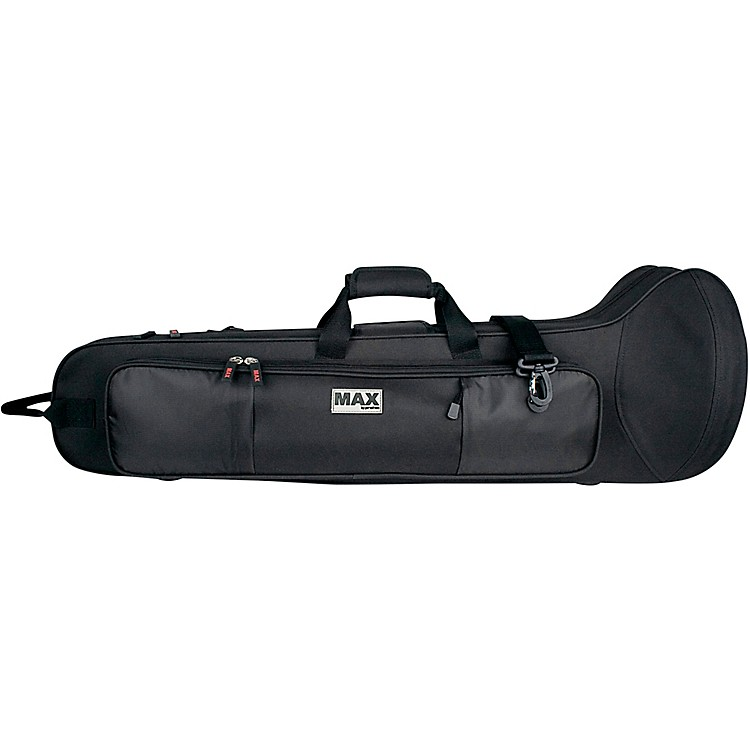 ProtecStraight Tenor Trombone MAX Case, ContouredBlack