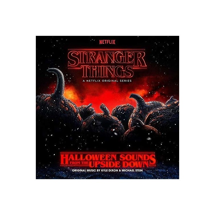 Alliance Stranger Things: Halloween Sounds From The Upside Down (OriginalSoundtrack)